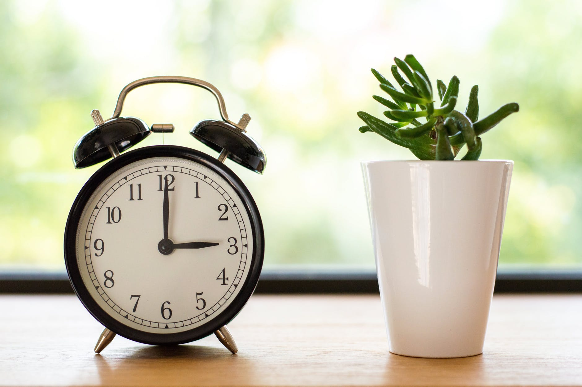 It's Time . . . To Spring Forward
